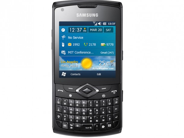 Samsung Omnia Pro 4 test – den ringeste arbejdsmobil til dato