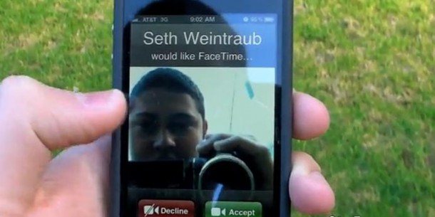 iphone 4 3g facetime