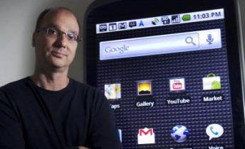 Andy Rubin forlod efter sigende Google efter et 'upassende' forhold