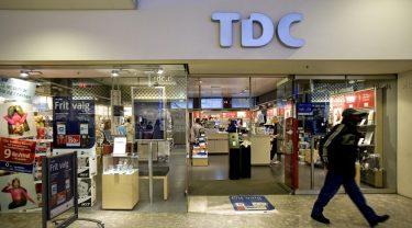 TDC ligner fortsat en storleverandør af mobilkunder til konkurrenterne