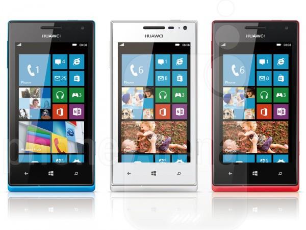 Huawei Ascend W1 – vellykket og billig Windows Phone