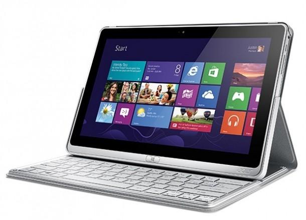 Acer Aspire P3 – bærbar og tablet i ét