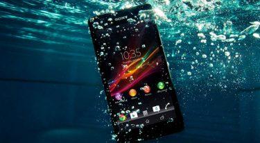 Sony Xperia ZR – Film i HD under vand! (se pris)
