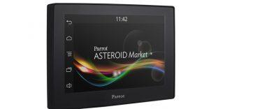 Parrot ASTEROID Market: en verden af apps og tjenester til biler
