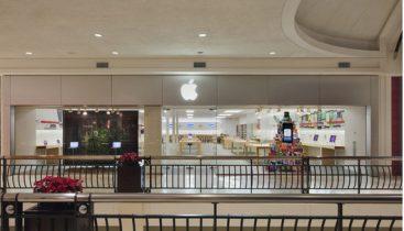 Apple Store fejrer 12 års jubilæum – fra kritik til succes