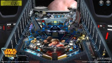 Star Wars Pinball test: Flot flipperspil med Star Wars-tema