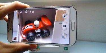Video: Samsung Galaxy S4 – råb af den og tag billeder