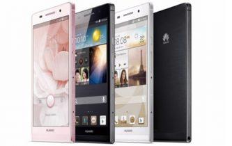 "Huawei Ascend P6 – ""verdens tyndeste smartphone"""