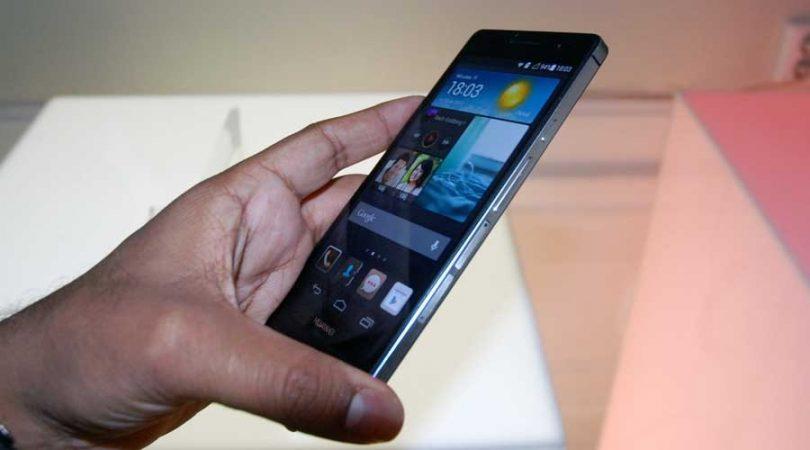 Billeder: Huawei Ascend P6