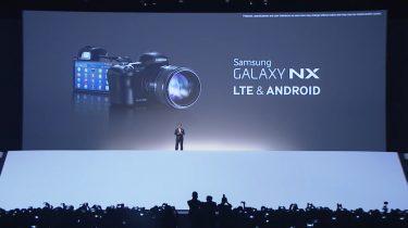 Samsung Galaxy NX – Android-kamera med LTE/4G