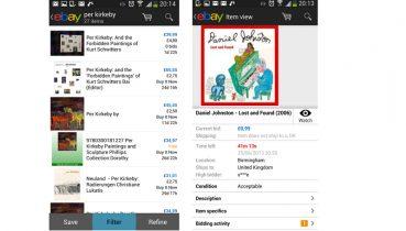Mobil data: eBay bryder magisk barriere