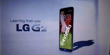 Nye billeder af LG Optimus G2