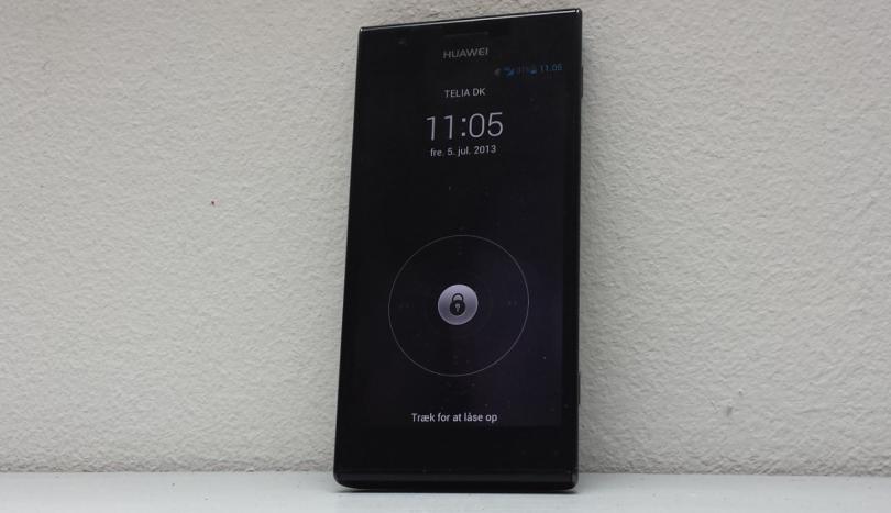 Huawei Ascend P2: Vi har prøvet verdens hurtigste smartphone