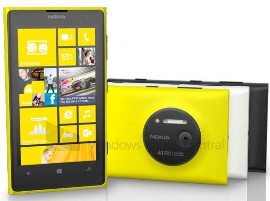 Nokia Lumia 1020 klar i Danmark 10. oktober