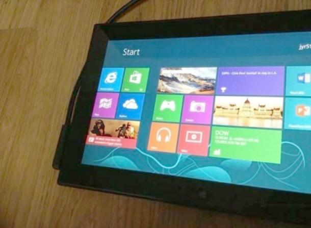 Nokia RX-114: Windows RT-tablet?