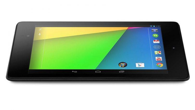 Google klar med opdateret Nexus 7