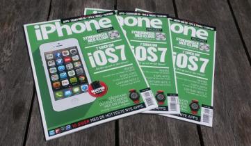 Nyt iPhone Magasinet i butikkerne nu!