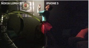 Nokia: Så ringe er kameraet i iPhone 5 sammenlignet med Lumia 925