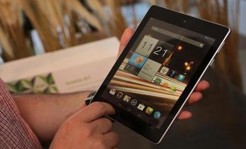 Acer Iconia A1 test: Billig tablet med mangler