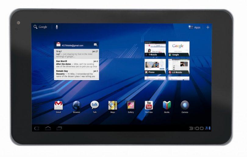 Nyt tablet-eventyr: LG G Pad på vej