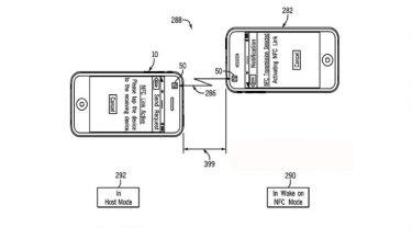Her er Apples nye NFC-patent
