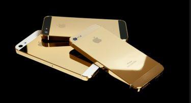 Dårligt tegn: iPhone 5S rygtes at komme i guldfarve
