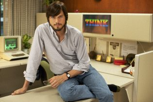 Steve Jobs-filmen med Ashton Kutcher flopper i USA