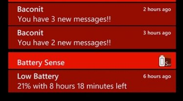 Notificeringscenter til Windows Phone 8 på vej