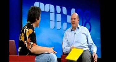 Video: Dagens Steve Ballmer – Hvor er DVD-drevet i Mac?