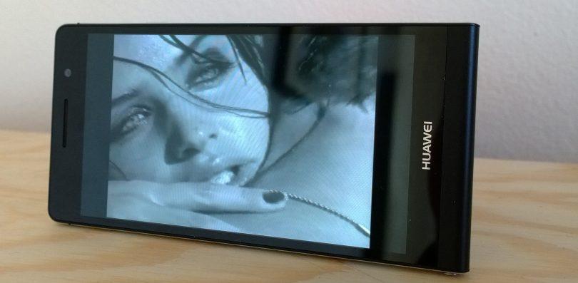Huawei Ascend P6 test – Android som var det iPhone