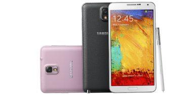 Samsung Galaxy Note 3 lanceret – se pris