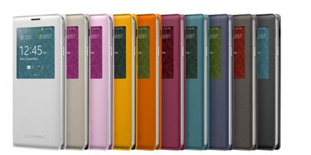 Samsung Galaxy Note 3 i billeder