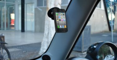 Test: The Wallee + Car Mount til iPhone 5