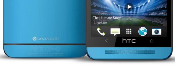 HTC One og HTC One mini kommer i blå