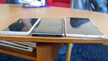 Billeder: Vi har haft Sony Xperia Z1 i hånden