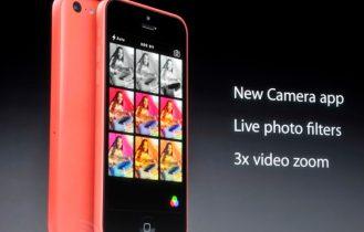 iPhone 5C er lanceret