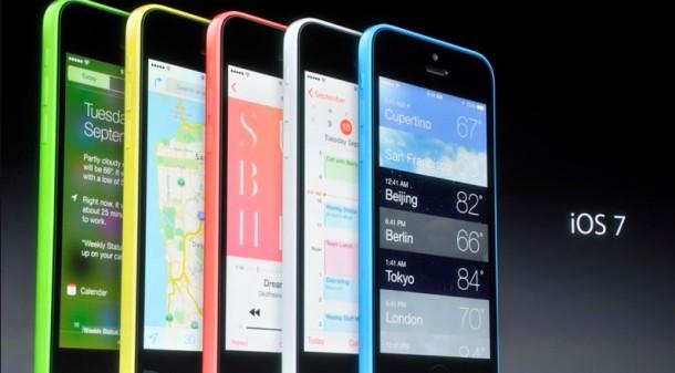 Kina: iPhone 5c er alt for dyr