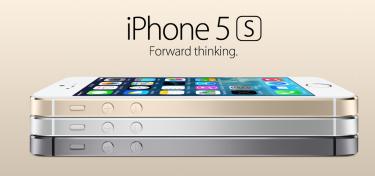 iPhone 5S – her er alle specs