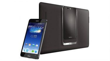 Asus Padfone A86: Kraftfuld PixelMaster