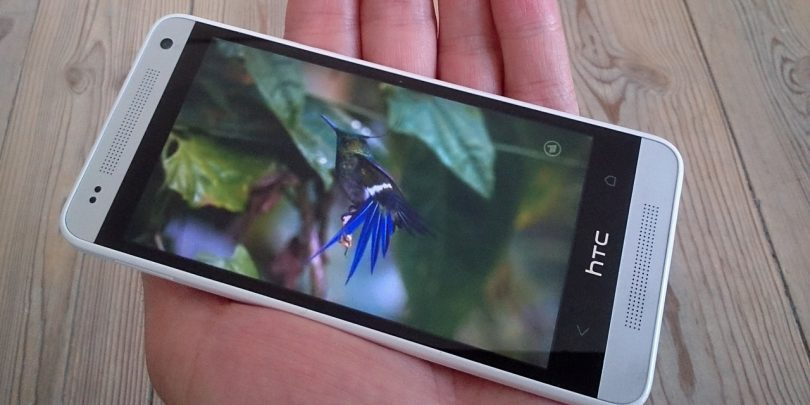 HTC One Mini test og pris: Lille og kvik med et par skæverter