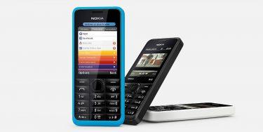 Nokia 301 test og pris: Et besøg fra fortiden