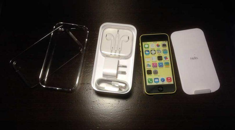 Galleri: Vi unboxer iPhone 5c