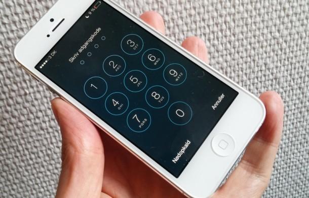 Politiet opfordrer: Opdatér din iPhone til iOS 7 nu!