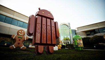 Android 4.4.1 kommer snart
