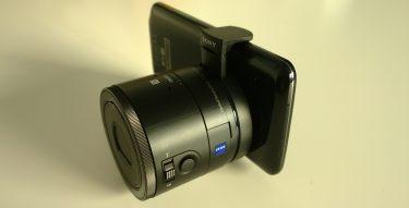 Sony QX100 test: Sådan gør du mobilen til et systemkamera