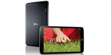 LG G Pad 8.3 test og pris: LG er sikkert tilbage på tablet-vejen