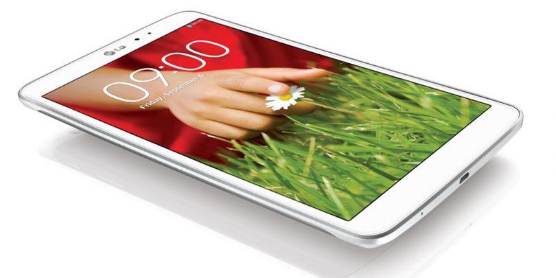 LG G Pad 8.3 – se dansk pris