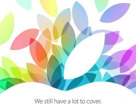 Officielt: Apple inviterer til iPad-event den 22. oktober
