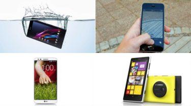 Hvilken er efterårets bedste smartphone?
