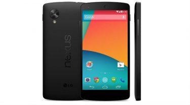 Ups: Google afslører Nexus 5 ved en fejl